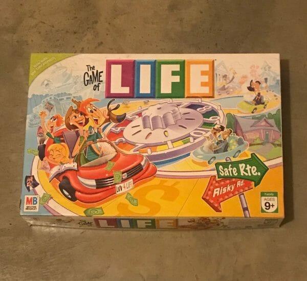 Life game box